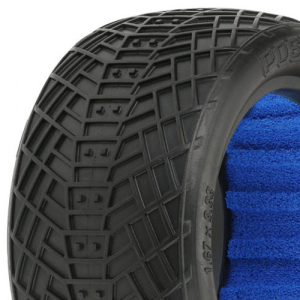 PRO-LINE 'POSITRON' 2.2 MC 1/10 OFF ROAD BUGGY REAR TYRES
