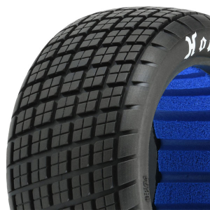 PROLINE 'HOOSIER ANGLE BLOCK' 2.2 M3 1/10 BUGGY REAR TYRES