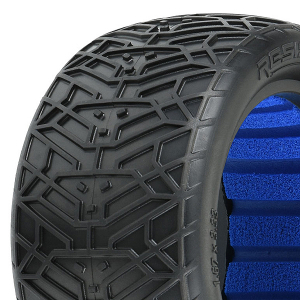 PROLINE 'RESISTOR' 2.2 MC 1/10 OFF ROAD BUGGY REAR TYRES
