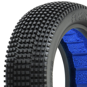 "PROLINE 'FUGITIVE' 2.2"" M3 1/10 OFF ROAD 2WD FRONT TYRES"