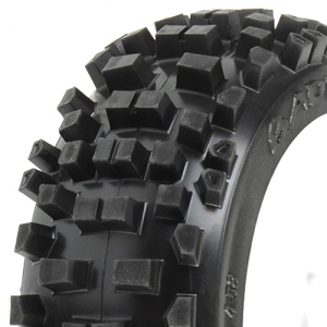 PROLINE BADLANDS XTR ALL TER. PREMOUNT V2 WHITE WHEELS (2)