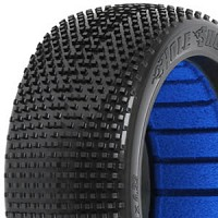 PROLINE 'HOLESHOT 2.0' M4 1/8 BUGGY TYRES W/CLOSED CELL