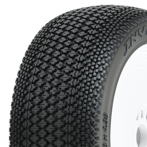 PROLINE 'INVADER' M3 PRE-MOUNT VELOCITY V2 WHITE WHEELS (2)