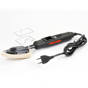 PROLUX DIGITAL TFT-LCD THERMAL SEALING IRON w/STAND EU 2-PIN