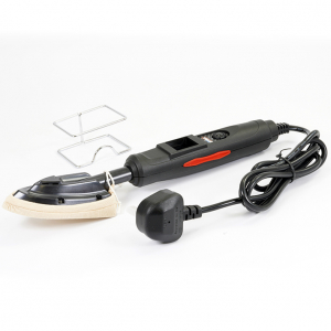 PROLUX DIGITAL TFT-LCD THERMAL SEALING IRON w/STAND UK 3-PIN