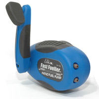 Prolux Fast Fueller Hand Pump - Blue/Black