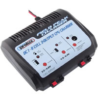 Prolux DC 3IN1 TX/RX/GLOW Field Peak Charger
