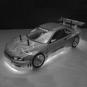 RC Neon White Under Car Lighting Kit