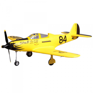 ROC HOBBY P-39 AIRCOBRA HIGH SPEED ARTF W/O TX/RX/BATT