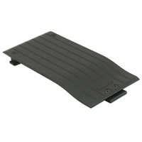 RPM Savage Flux HP Centre Skid /Protector Plate Black