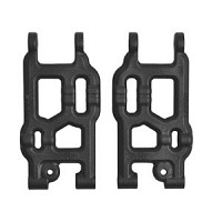 RPM REAR A-ARMS FOR LOSI MINI 8IGHT - BLACK