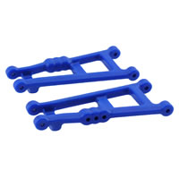 RPM Blue Rear A-Arms For Traxxas Electric Stampede Or Rustler