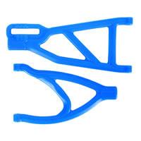 RPM Revo Rear A-Arms Blue (1 Upper/1 Lower)