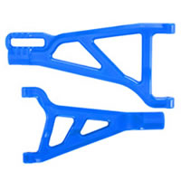 RPM Summit/Revo Front Right Upper/Lower A-Arms Blue