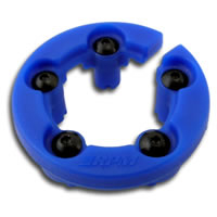 RPM Traxxas 2.5 Engine Head Protector Blue