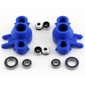 RPM Revo Axle Carriers & Brgs - Blue