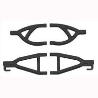 RPM Traxxas 1/16th E-Revo Rear A-Arms Black