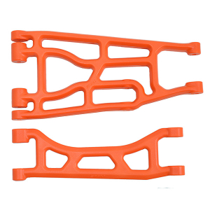 RPM TRAXXAS X-MAXX UPPER & LOWER A-ARM ORANGE