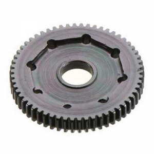 Robinson Racing LOSI 8IGHT .5 MOD HARD 58T BLACK STEEL SPUR GEAR