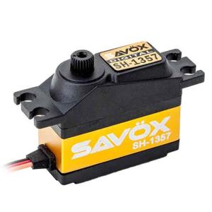 Savox Mini Coreless Digital Servo 2.5Kg@6V (1/12 Or Heli)