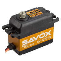 Savox 'High Voltage' Std Size Ultra Torque Servo 35Kg@7.4V