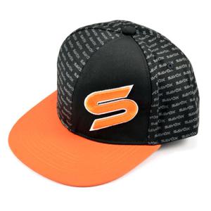 SAVOX 2015 CAP BLACK w/ORANGE PEAK