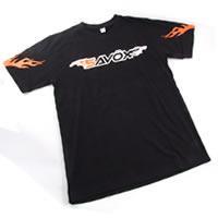 Savox T-Shirt Black (X Large)
