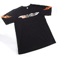 Savox T-Shirt Black (XX Large)