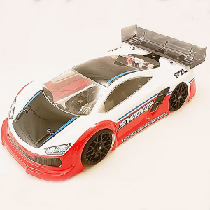 SWEEP P2L GT 1:8 ON ROAD CLEAR BODY