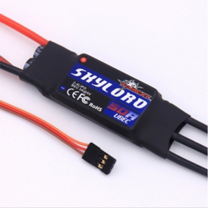 TOMCAT SKYLORD 50 AMP ESC FOR AIRCRAFT