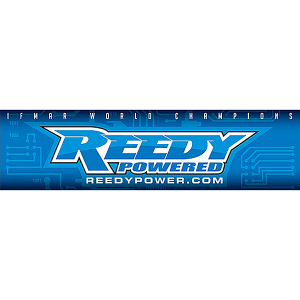 REEDY CIRCUIT CLOTH BANNER 90