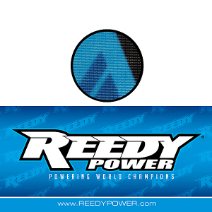 REEDY POWER CLOTH BANNER 48 x 24