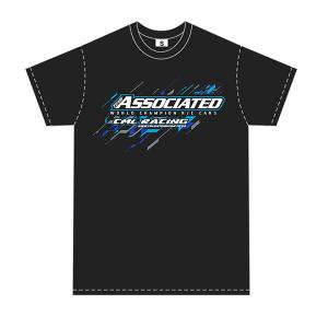 ASSOCIATED AE/CML T-SHIRT BLACK (X-LARGE)