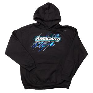 ASSOCIATED AE 2018 HOODIE BLACK (XL)