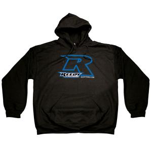 REEDY-R HOODIE BLACK (XXXL)