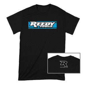 REEDY W19 T-SHIRT BLACK MEDIUM