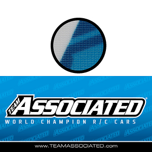 TEAM ASSOCIATED CLOTH BANNER 4 48 x 24