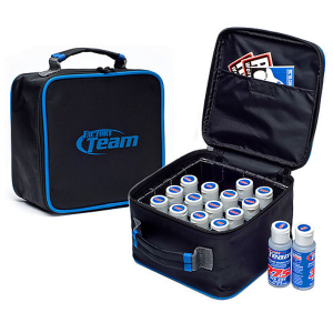 ASSOCIATED FACTORY TEAM FLUID CARRIER/BAG (SHOCK/DIFF OILS)
