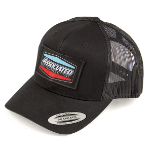 TEAM ASSOCIATED TRI TRUCKER HAT/CAP CURVED BILL