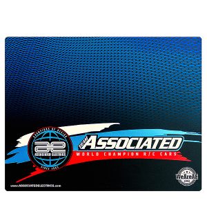 TEAM ASSOCIATED 2019 WORLDS COUNTER TOP/SET UP MAT