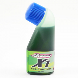 SWEEP TIRES FORMULA X1 TYRE CLEANER FOR INDOOR TRACK