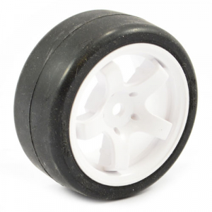 SWEEP MINI PRE-GLUED SET TYRES 40DEG (4)
