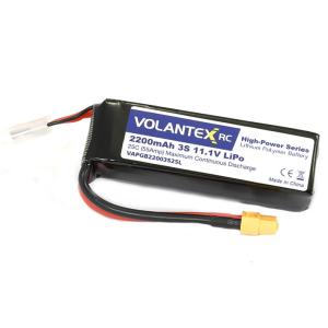 VOLANTEX RACENT CLAYMORE 50 11.1V 2200MAH 25C LIPO