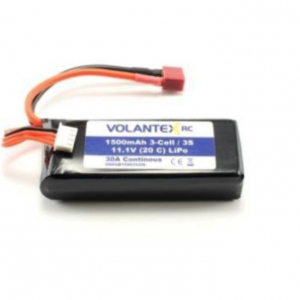 VOLANTEX VECTOR 40 11.1V 1500MAH LIPO BATTERY