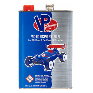 VP FUELS 25% NITRO CAR RACE QUART WITH 9% OIL