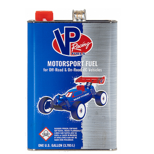 VP FUELS 25% NITRO CAR RACE QUART WITH 11% OIL