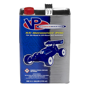VP FUELS 25% NITRO TY TESSMAN MIX RACE GALLON WITH PROPIETRY OIL % BLEND