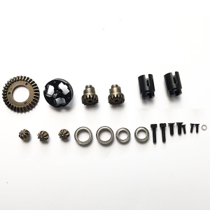 X-RIDER FLAMINGO GEAR DIFF SET(METAL)