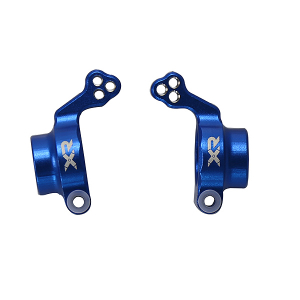 X-RIDER FLAMINGO REAR HUB CARRIER SET(METAL,BLUE)