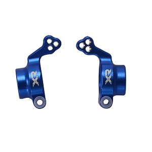 X-RIDER FLAMINGO REAR HUB CARRIER SET(METAL,BLUE)
